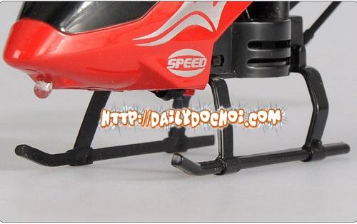 Chân trực thăng M20